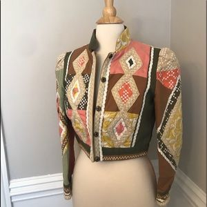 Scandinavian quilted jacket by Nanette Lepord